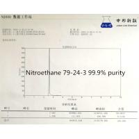 China Nitroethane Industrial Solvents And Chemicals Gasoline Additives CAS 79-24-3 on sale