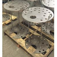 China CNC milling planing turning machining Machined Turned fabrication Nuclear Power Strainer Baskets on sale