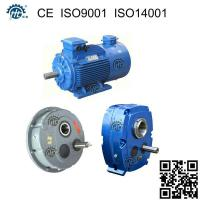 Quality Crusher Spares 5.5 7.5 11 15 22 KW 3 Phase Conveyor Motor Gearbox Speed Reducer Shaft Bore 30~125 Mm for sale
