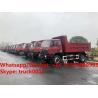 2019s YEAR-END PROMOTION!best price dongfneg 4*2 LHD/RHD 190hp diesel DUMP TIPPER  TRUCK for sale, dump truck supplier for sale