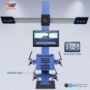 Quality High Efficiency Original 3D Wheel Aligner Balancing Machine Portable Auto Diagnostic Tool for sale