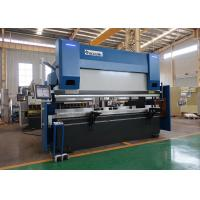 Quality Sheet Metal Bending 4 Axis Hydraulic CNC Press Brake Machine for sale