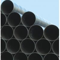 Quality Q195 - Q345 Carbon Steel GB/T3091 9948 T81 SSAW Welded Steel Pipe ISO BV SGS for sale