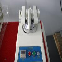 Buy cheap Rubber And Leather Testing Machine , Electronic Taber Abrasion Resistance Tester from wholesalers