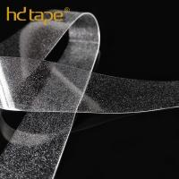 Quality High quality soft TPU elastic tape for back bra strap for sale