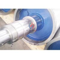 Rotary Calendar Industrial Heated Rollers For Sublimated Fabric Garment Sportswear for sale