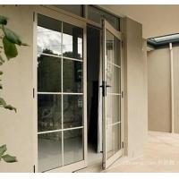 Quality Cutomized aluminum upvc/pvc doors and windows for sale