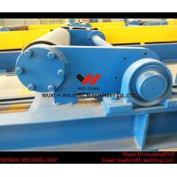 Quality H Beam Line Auto H Beam Assembly Machine With Welder / 1800mm Web Height for sale