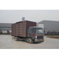 Quality Sinotruk Howo Second Hand Lorry 4×2 Drive Mode With Diesel Cummins Engine for sale