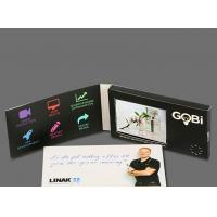 Buy cheap Super Definition LCD Video Player Greeting Card / LCD Video Module With MP3 / from wholesalers