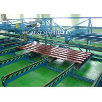 Buy Guide Pillar Steel Color Roof Tile Roll Forming Machine High Precsion at wholesale prices