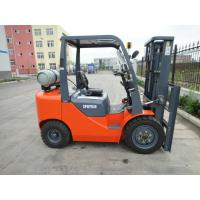 M series gas forklift