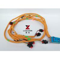 Quality C6.4 Excavator Wiring Harness , 320D Caterpillar Engine Parts 296-4617 E320D for sale
