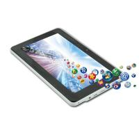 Buy Flat Capacitive Android Tablet with Dual Camera 1.2GHz 512MB 4GB Flash Allwinner A13 WiFi at wholesale prices