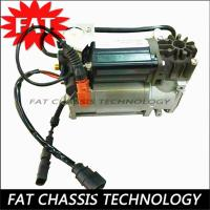 Buy Pneumatic Air Suspension Compressor Pump For Bentley VW Volkswagen Phaeton 2002 at wholesale prices