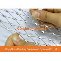 China Flexible Stainless Steel Wire Cable Swimming Pool Safety Net For Security on sale