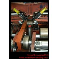 Buy T / I / H Beam Welding Line With Automatic Flux Recycling System Assembly and at wholesale prices