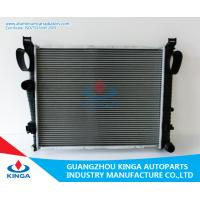 Quality Aluminium Core Custom Auto Radiator Mercedes Benz W215 / S550 Manual Transmission for sale