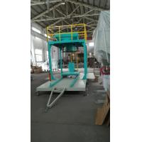 Quality Fly Ash Big Bag Auto Bagging Machines Jumbo Bag Weighing And Filling Machine for sale