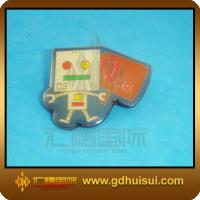 Quality cheap custom iron pins and badges for sale