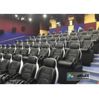 Quality Motion Ride 5D Cinema Simulator System For 50 People , 1 Year Warranty for sale