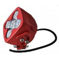 Buy cheap Cree led working lamp, 50W led work light ,DC12V to DC24V SUV work light from wholesalers