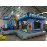 Buy cheap Waterproof Airplane Themed Inflatable Fun City For Children With CE EN14960 UL from wholesalers