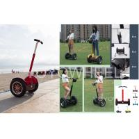 Quality 1000W Two Wheel Stand Up Electric Scooter segway X2 18km/h With speed control for sale