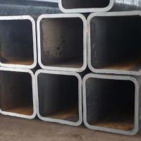 Buy ASTM Q345, Q195, SUS304, SUS306 Welded Rectangular Steel Pipe For Chemical, Cutting Machine at wholesale prices