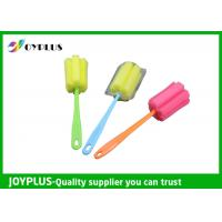 Quality Lovely Home Cleaning Kit , Plastic Bottle Brush Cleaning Stuff For Home HO0626 for sale