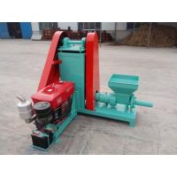 Quality Flat Die Biomass Briquette Machine -  Ideal Briquette Machine for Small Briquetting Plant for sale
