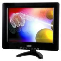 Quality 12.1-inch Car Touch LCD Monitor with High Sensitivity and 4-wire Resistance Touch for sale