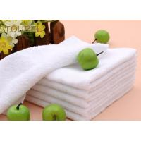 Luxury Hotel White Facecloth 160GSM 100% Cotton