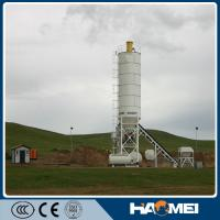 China YHZS50/60 Mobile Concrete Mixing Plant for Sale on sale