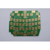 Quality Custom Flash Gold Prototype PCB Service Copper Clad PCB Board Fabrication for sale