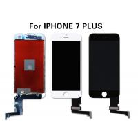 Quality Dust-proof Cell Phone Repair Parts For Apple IPhone 7 LCD Display Black for sale