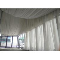 China Customized Wedding Party Tent 100 Km / H Max Wind Speed Long Life Time for sale