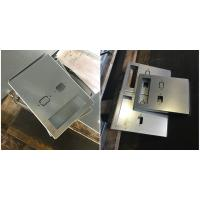 Buy cheap Laser cutting bending Custom made stainless steel laser cutting parts from wholesalers