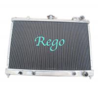 Quality Water Cooling Aluminum Car Radiators For Nissan Pintara / Skyline R31 86 - 93 for sale