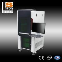 Quality Portable Laser Marker Machine Mark On Brass Cooper , Small Laser Marking Machine for sale