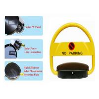 Quality No Parking Reserved Car Position Lock , Parking Space Locking Device Solar Panel Powered for sale