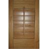 Buy cheap Exterior Decorative Wooden Plantation Window Shutter Door from wholesalers