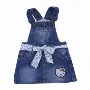 China Girls' Fancy Dress, eco-friendly, OEM service on sale