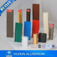 Quality 6063/6061 Powder Coating Aluminum Extrusion Profiles for Window and Door for sale