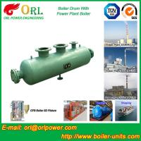 Quality 500 Ton coal steam boiler mud drum manufacturer for sale
