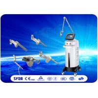 Quality Skin Surgical CO2 Laser Beauty Salon Equipment For Wrinkles / Tattoo Remove for sale