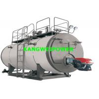 Quality Industrial Electric Boiler Natural Oil Gas Fired Circulating Fluidized Bed for sale