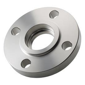 Quality ASTM B564 UNS N08800 socket weld flange for sale