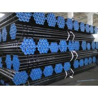 Quality Black Varnished Round API 5L Line Pipe API X42 X46 X52 X56 For Gas / Oil pipeline Transport for sale