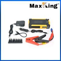 China 18000Mah 12V Emergency Car Battery Charger Jump Start Starter 5.0L with LCD Display on sale